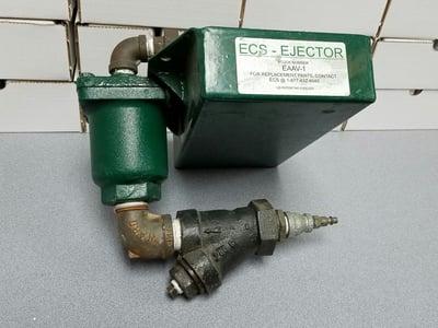 ECS Ejector Automatic Air Vent (EAAV-1) circa 2003
