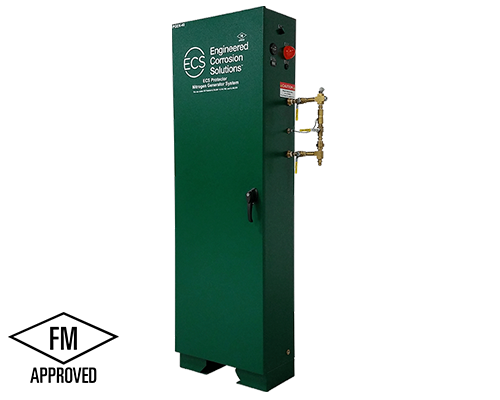 Stand Alone Nitrogen Generators and Dry Sprinkler System