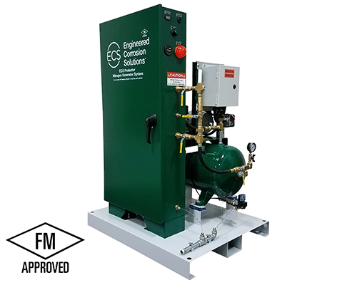 Skid-Mount Nitrogen Generators.