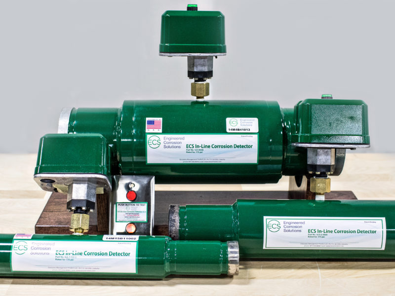 Corrosion Control Device and Nitrogen Generator for Fire Protection