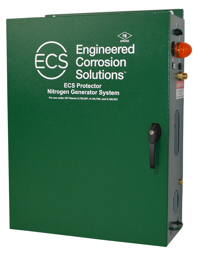 Nitrogen Generator System and Corrosion Detection Equipment with ECS