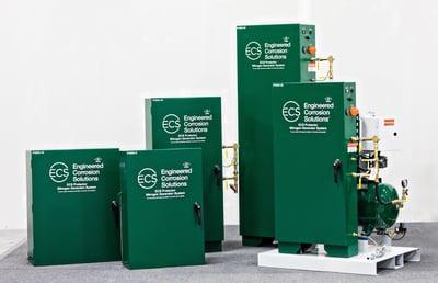 ECS nitrogen generators