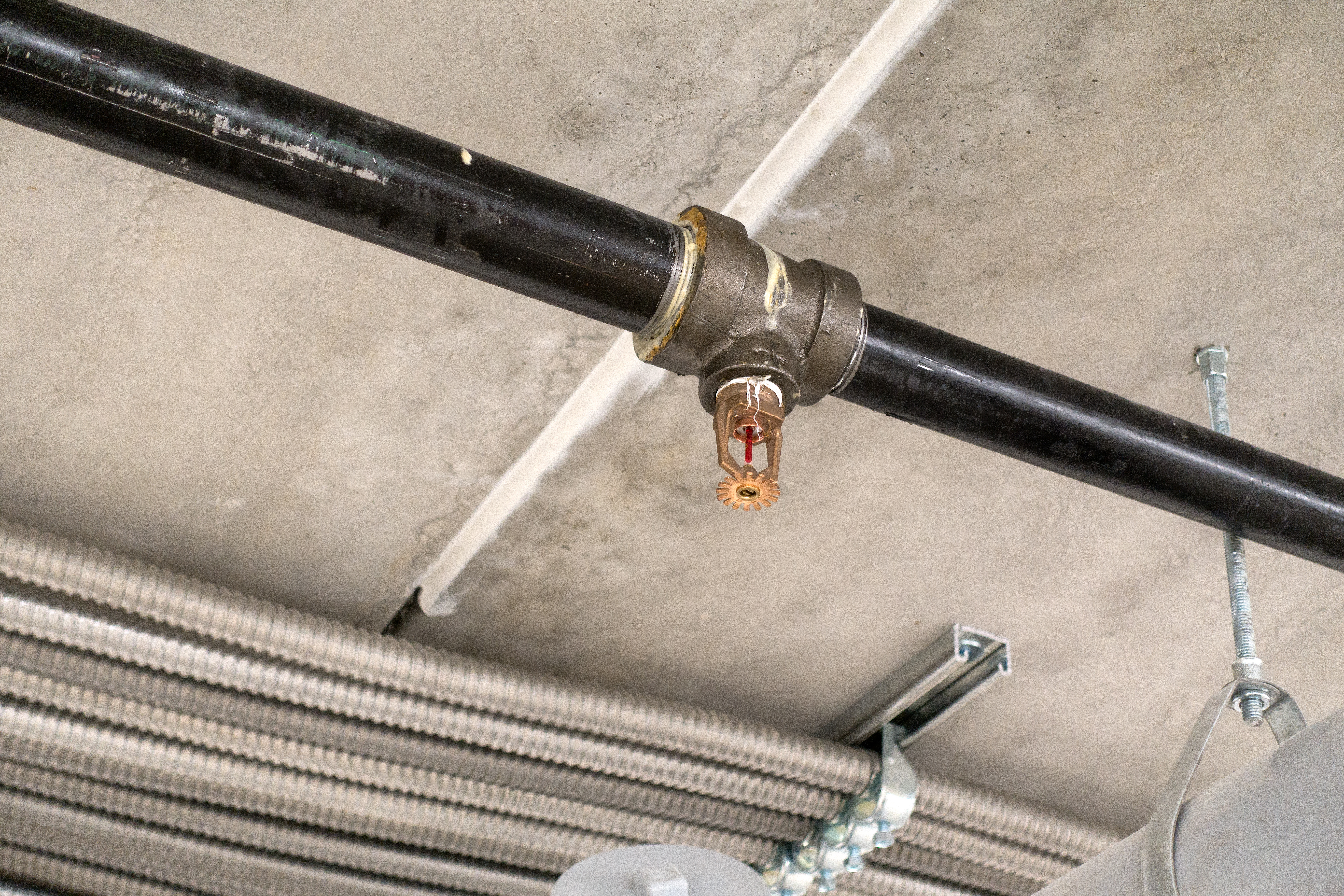 Corrosion Monitoring System and Sprinkler System Maintenance