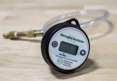 ECS Handheld Gas Analyzer