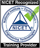 NICET Training Logo