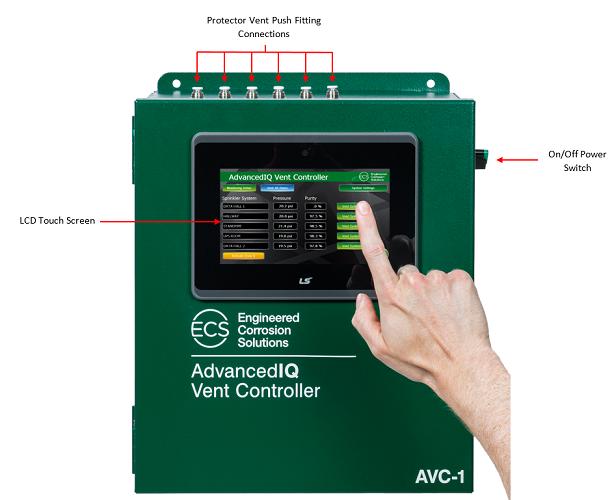 AdvancedIQ Vent Controller