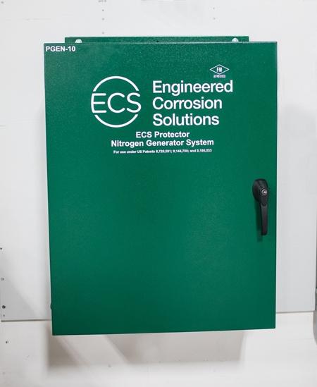PGEN-10 Fire Sprinkler Corrosion and Nitrogen Generator