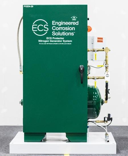 PGEN-20 Nitrogen Generator and Fire Sprinkler System
