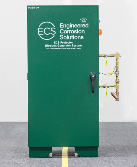 PGEN-30 and Nitrogen Generator for Fire Protection