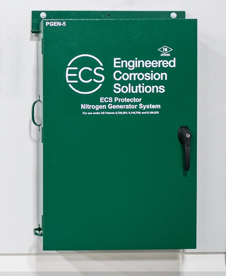 PGEN-5 Nitrogen Dry Sprinkler System and Fire Sprinkler Corrosion